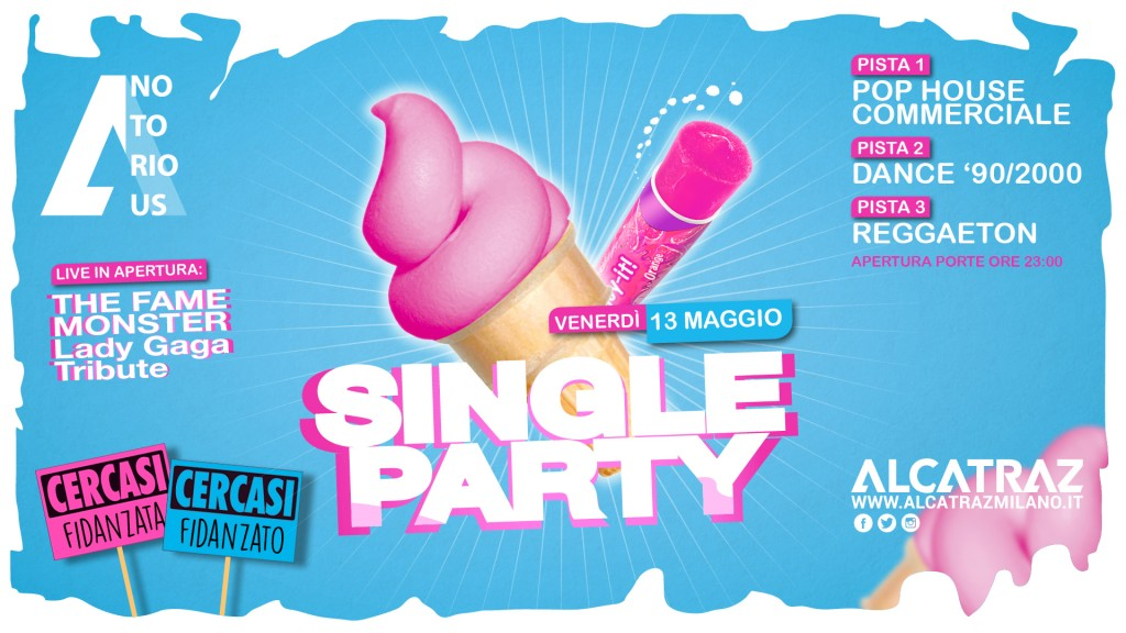 SINGLE_PARTY maggio 2016