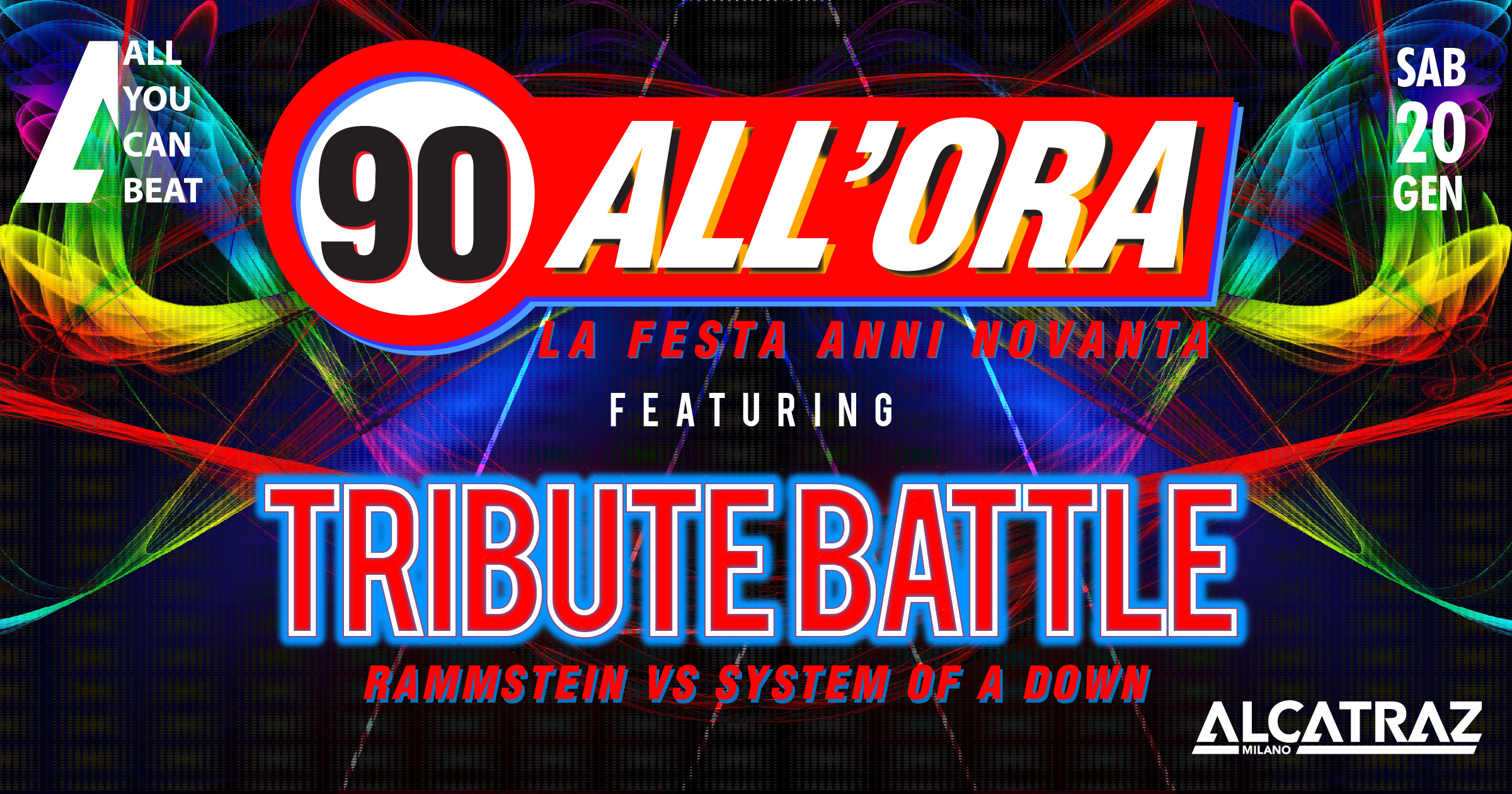 90 ALLORA TRIBUTE BATTLE