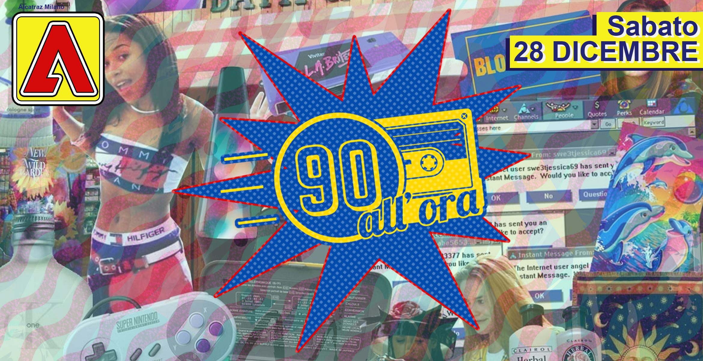 90ora-website
